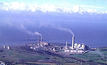 Who Produces Greenhouse Gases In Wales