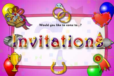 Girls Birthday Invitations for nice invitations example