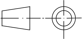 Ortographic Projection in addition First Angle Projection furthermore Engineering Drawing further 41 Orthographic Drawings likewise CDT10clockP1orthodrawing. on drawing a first angle orthographic projection
